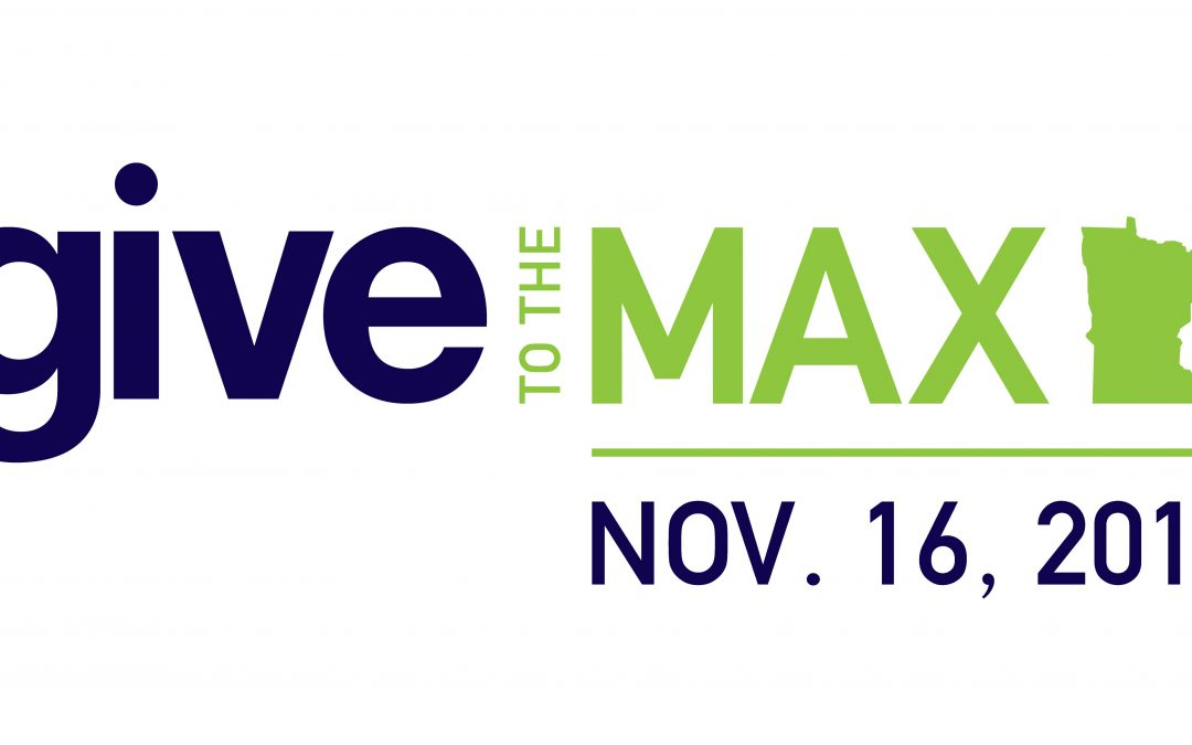 Gearing up for Give to the Max! Day
