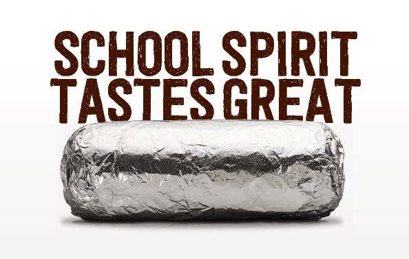 A Chipotle-sized thank you!
